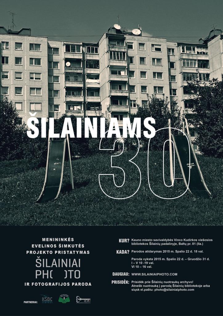 Silainiams 30 poster